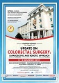 "Convegno ""Update on colorectal surgery: mininvasive and robotic approach"""